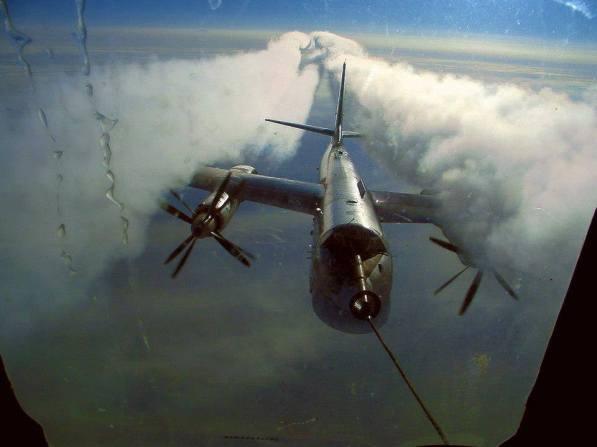 Tupolev Tu-95MS: Conspiranoia's Delight.