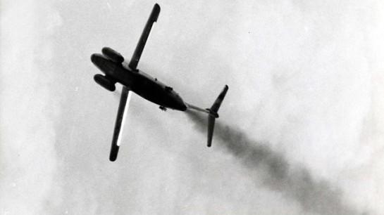 Martin XB-51: Teutonic...all too Teutonic.