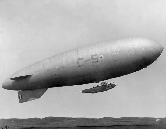 C-5 Blimp: Deflated Hope.
