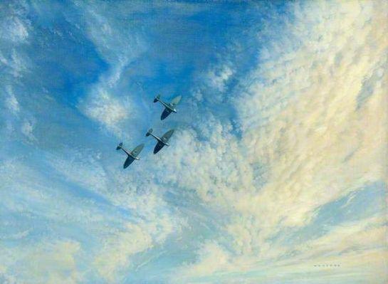 Supermarine Spitfire Mk.I: Axiomatic (II)