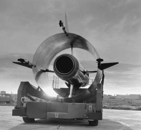 SNECMA C.450-01 Coléoptère:  No Compromises Ring.