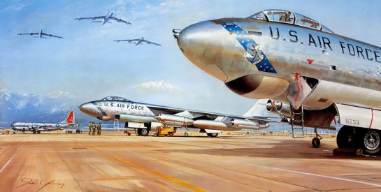 Boeing B-47E & KC-97G:  SAC's Wonderful Swords (II)